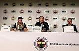 Fenerbahçe Erkek Voleybol Takımı'na yeni sponsor