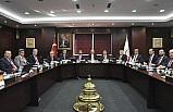 Gaziantep ve Kilis'in iş dünyası temsilcilerinden