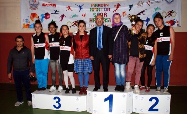 Midyat'ta Amatör Spor Haftası Etkinliklerle Kutlandı