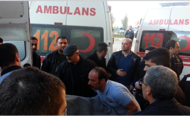 Midyat Mahalle Kavgasında 4 Kişi Yaralandı