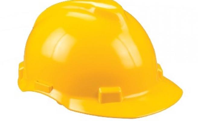 Midyat'ta İnşaattan İşçi Düşçü : 1 Yaralı