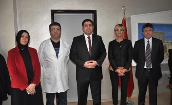 Yeni Midyat Devlet Hastanesi Baş Hekimi Osman Özdemir Göreve Başladı