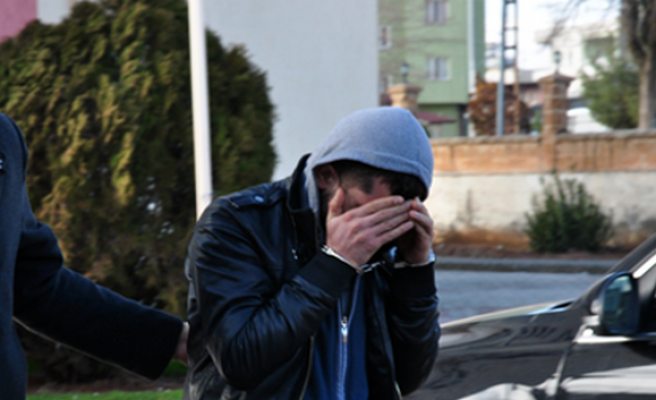 Midyat Market Hırsızları Yakalandı