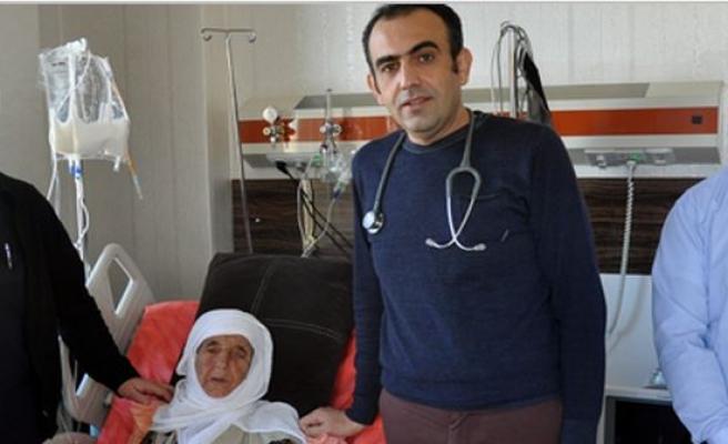 Midyat'ta İlk Kez Kalın Bağırsak Ameliyatı Yapıldı