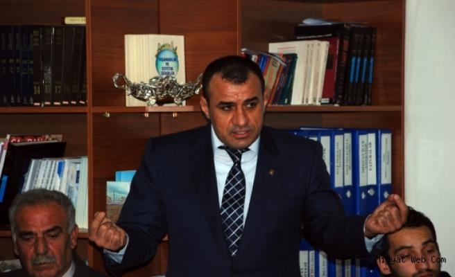 Murat Nasıroğlu Ak Parti'den aday adayı olacak