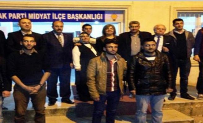 Miroğlu: 400 AK Vekil Demek,Yeni Türkiye Demek