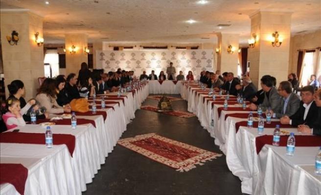 Mardin HDP, aday adayı tanıtım toplantısı Düzenledi