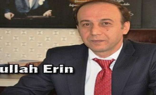 AK Parti Adaylarından İlk Açıklama Erin'den Geldi