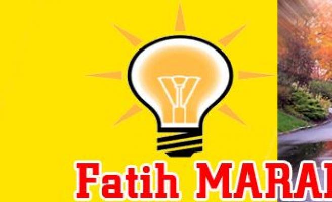 Ak Parti Midyat Gençlik Kolları Başkanı Fatih MARAL'dan Bayram Mesajı