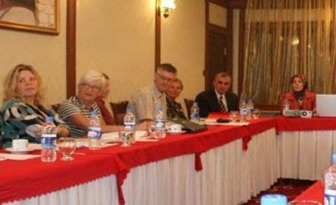 AB destekli projenin final toplantısı, Midyat'ta gerçekleşti
