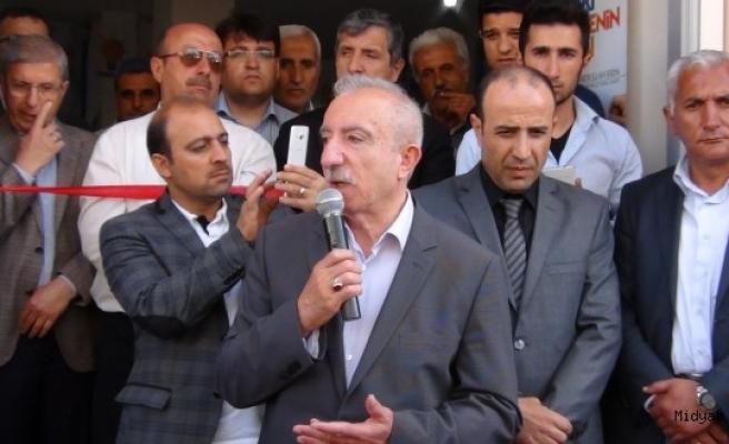 AK Parti Mardin milletvekili adayı Orhan Miroğlu,HDP'ye Selahattin Demirtaş'a sesleniyorum.