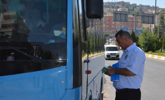 Büyükşehir Trafik Zabıta denetimlerini artırdı