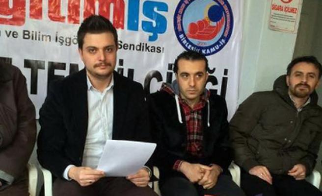 Midyat Eğitim İş Başkanı Çelik'ten 'Sivas' Açıklaması