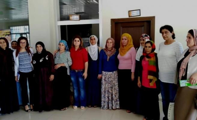 Kızıltepe'de Meme kanseri taraması yapıldı