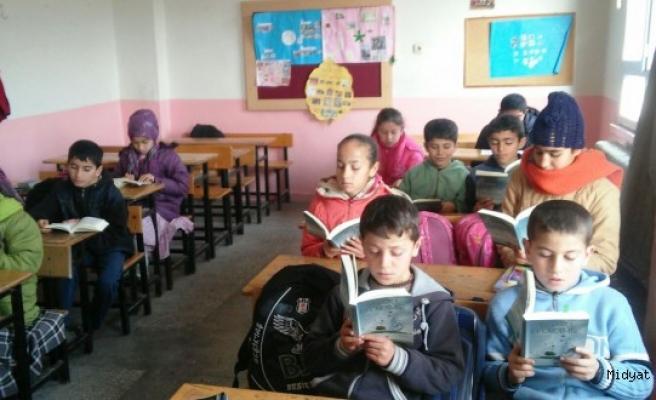 Midyat'ta siyer sınavı yoğun katılımla yapıldı