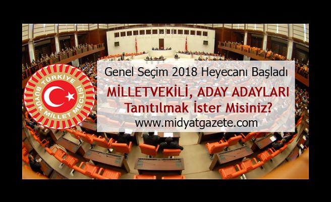 Mardin Milletvekili 2018 Aday Adaylarını Tanıtıyoruz