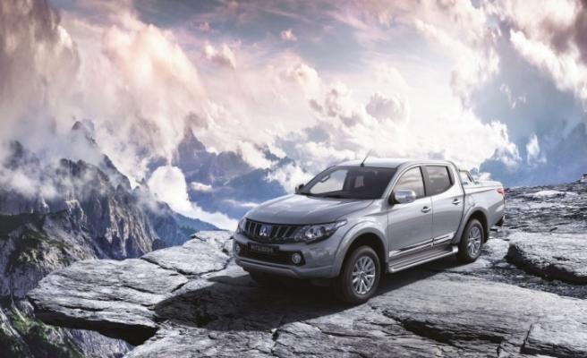 Mitsubishi L200, yılın 7 ayında en çok satılan pick-up oldu