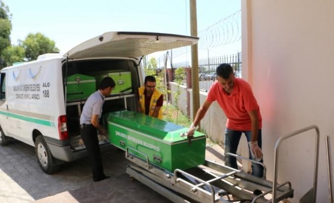 Şanlıurfa'da sulama kanalında kadın cesedi bulundu