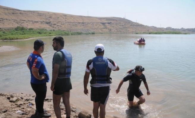 Dicle Nehri'nde iki gencin kaybolması