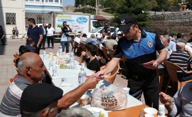 Polisten vatandaşa