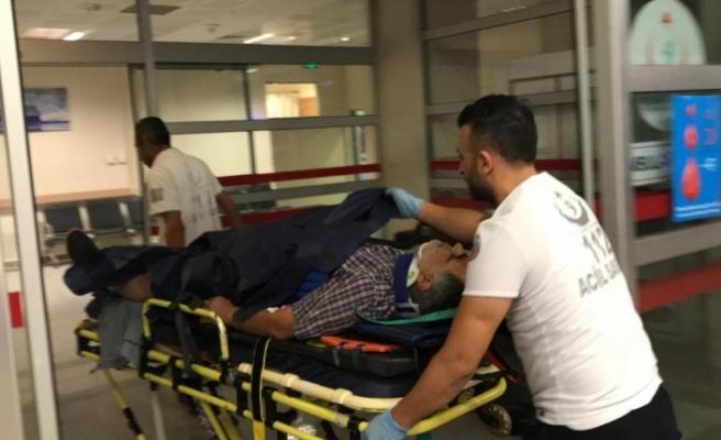 Adıyaman'da zincirleme trafik kazası: 2 yaralı