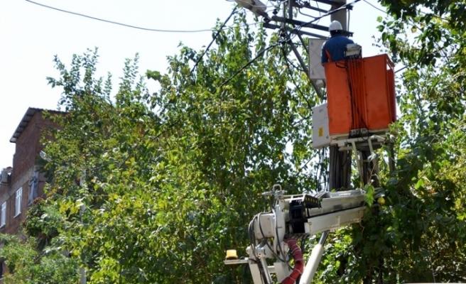 Dicle Elektrik'ten 4,16 milyon liralık alt yapı yatırımı