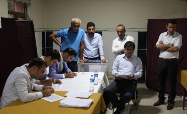 Eğitim-Bir-Sen Ergani temsilciliğinde seçim