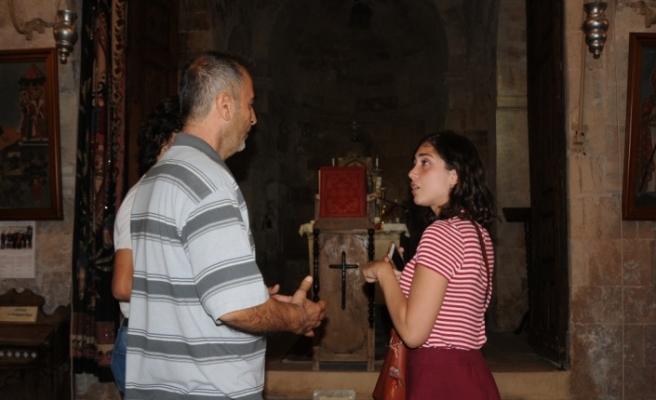 Hoşgörü kenti Mardin'e sonbaharda turist ilgisi