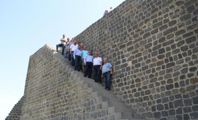 İZMOD üyelerinden Mardin ve Diyarbakır'a ziyaret