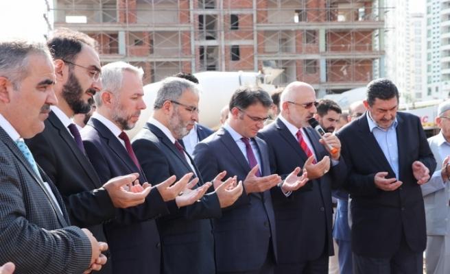Kayserili hayırsever iş adamından Diyarbakır'a Kur'an kursu