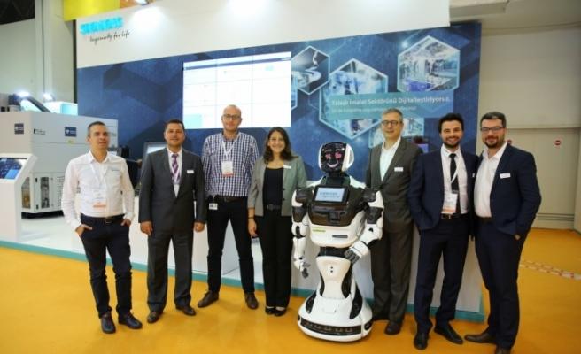 Siemens'in MindSphere uygulaması MAKTEK Fuarı'nın gözdesi oldu