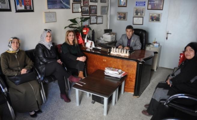 Adıyaman'da kadın muhtar adayları çalışmalara başladı
