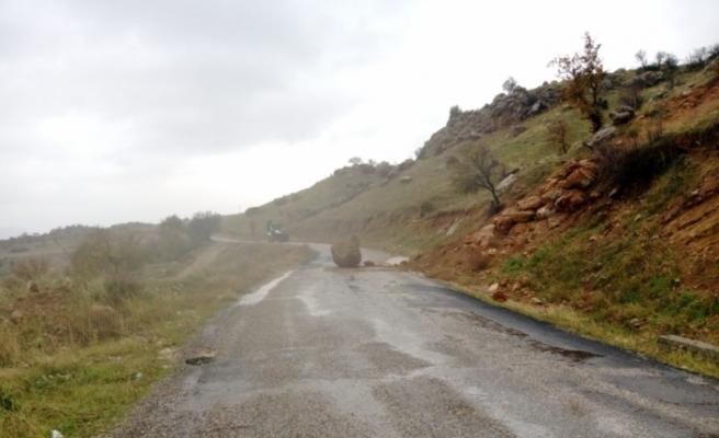 Adıyaman'da yağış