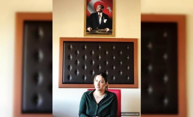 Başkan Elif Urazın Öğretmenler Günü Nedeniyle Bir Mesaj Yayınladı