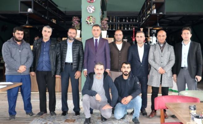 Bismil Belediye Başkanvekili Yüksel: