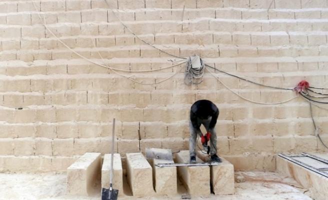 Camilerin estetiği nahit taşıyla korunacak