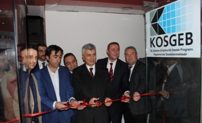 Cizre'de devlet desteğiyle 11 iş yeri açıldı