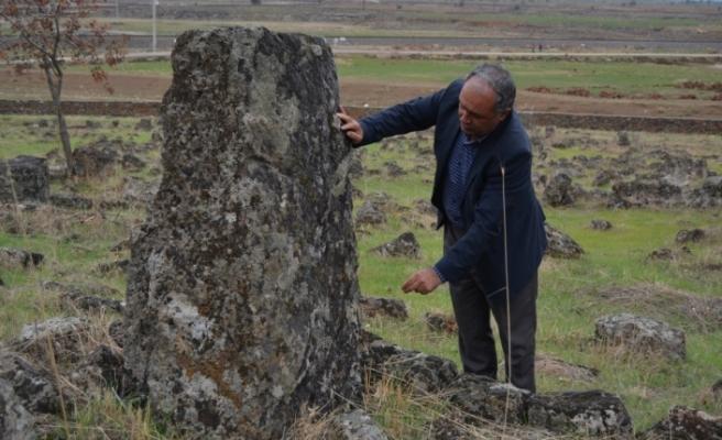 İslahiye'deki tarihi mezarlar bakıma alınacak