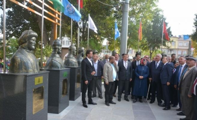 MHP Genel Başkan Yardımcısı Yalçın, Oğuzeli'nde