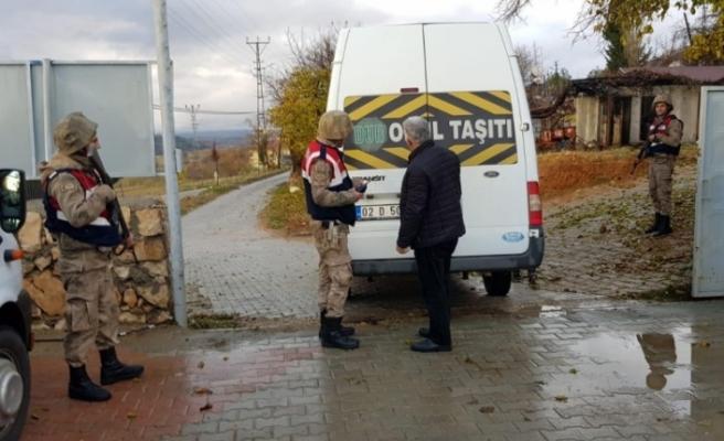 Adıyaman'da aranan 16 şüpheli yakalandı