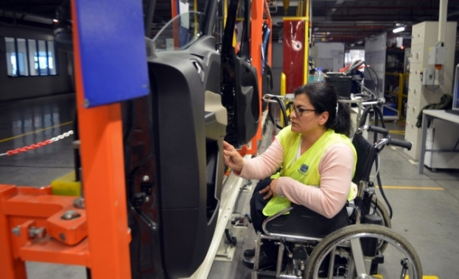 Ford Otosan'ın engelleri aşan projesine global ödül