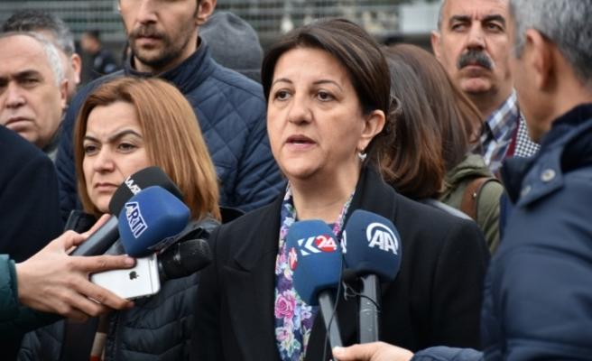 HDP Hakkari Milletvekili Leyla Güven hakkındaki dava