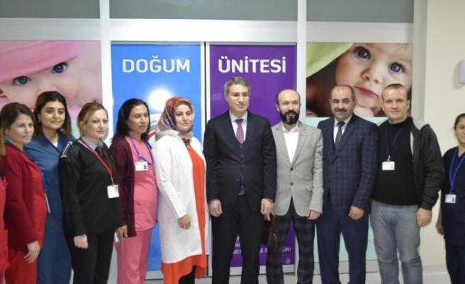 Kozluk Devlet Hastanesine