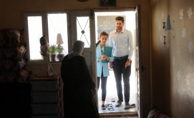 Mardin'de sorunlar ev ziyaretleri ile çözülüyor