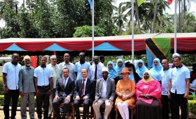 Türkiye Maarif Vakfının Tanzanya'daki okulu, eğitim sezonunu tamamladı