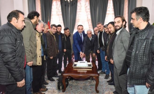 Kilis 10 Ocak Çalışan Gazeteciler Günü