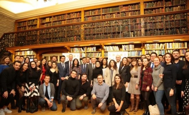 BAU Global mezunları Londra'da buluştu