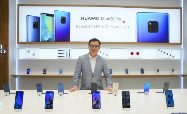 Huawei'nin Türkiye hedefi