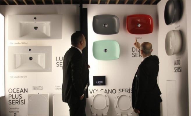 Seramiksan teknoloji ve tasarım odaklı yeni ürünleri ile UNICERA'da