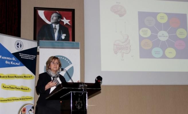 TGD'nin Sindirim Sistemi Hastalıkları Bilgilendirme Programı